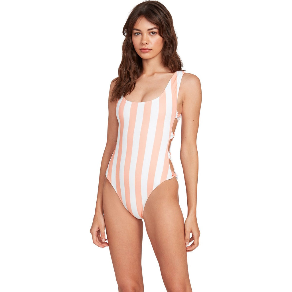 COCO ONE PIECE - GUAVA - Surf N' Wear Beach House Online