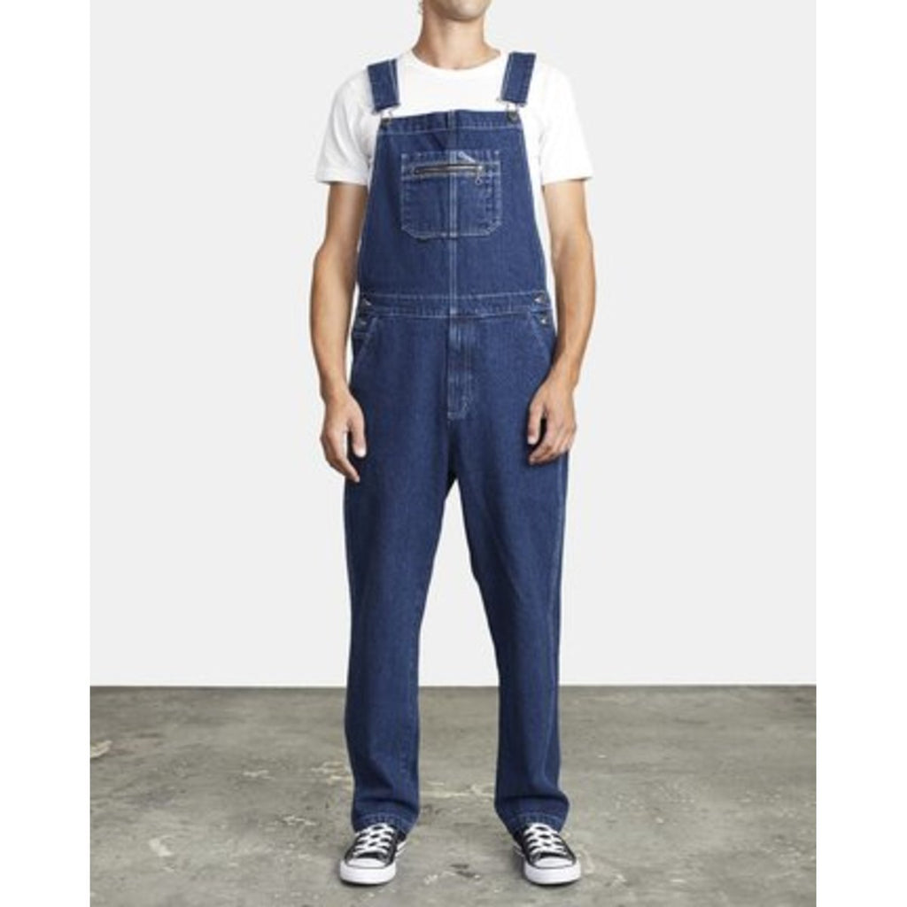NAILHEAD RELAXED FIT OVERALL 3