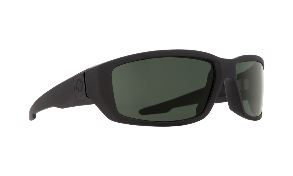 Dirty Mo SOSI Matte Black - HD Plus Gray Green - Surf N' Wear Beach House Online