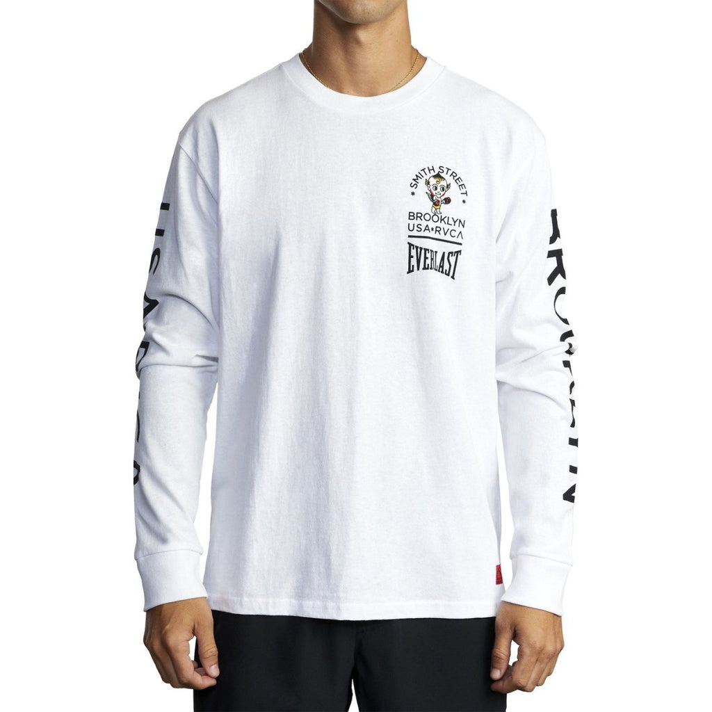 BIG DEVIL LONG SLEEVE TEE