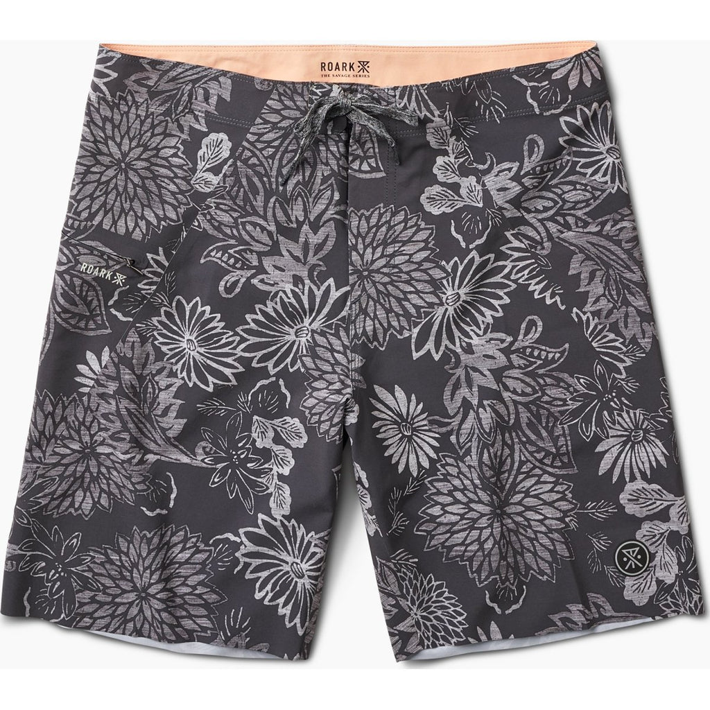 Savage Fuzed Gardens Boardshorts 19""