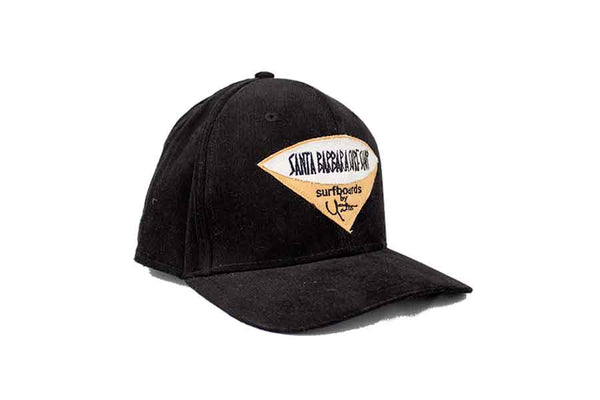 Corduroy Santa Barbara Surf Shop Snapback Hats