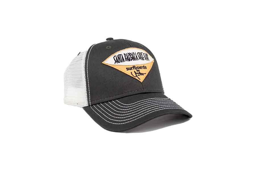 Santa Barbara Surf Shop Trucker Hats - Surf N' Wear Beach House Online