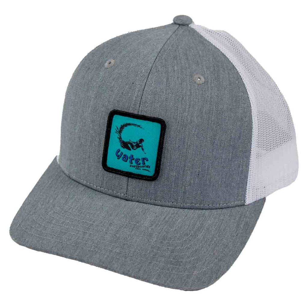Yater Surfboards Retro Trucker Hats