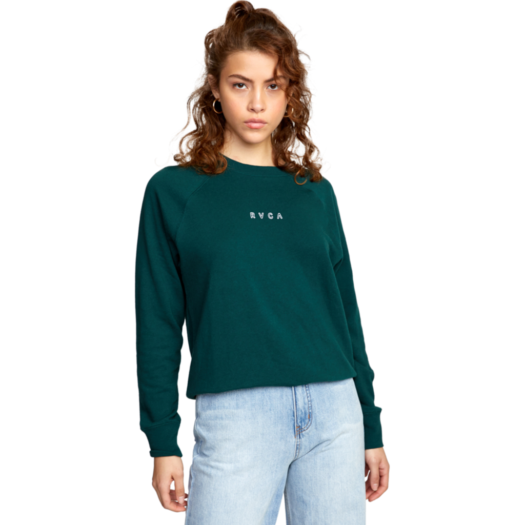 WOMENS ROUNDED PULLOVER