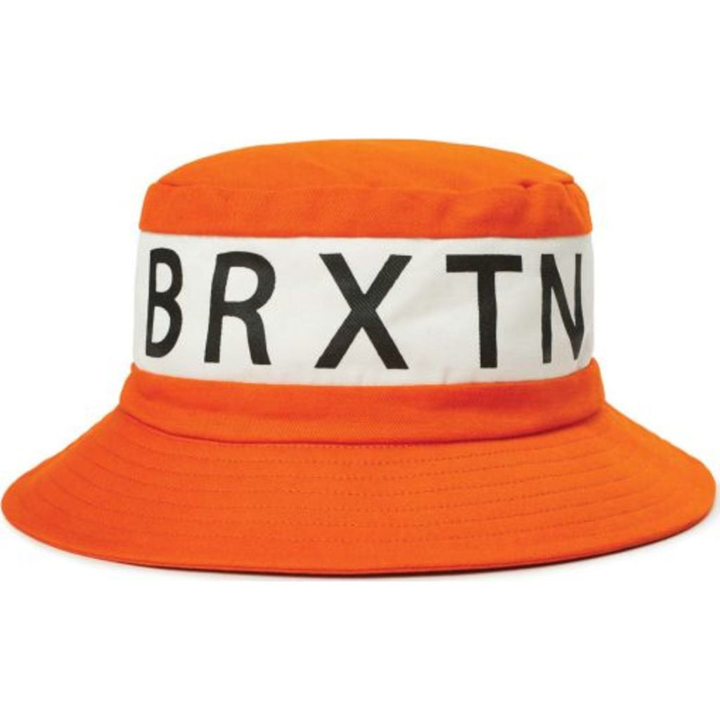 WOODS BUCKET HAT - ATHLETIC ORANGE - Surf N' Wear Beach House Online