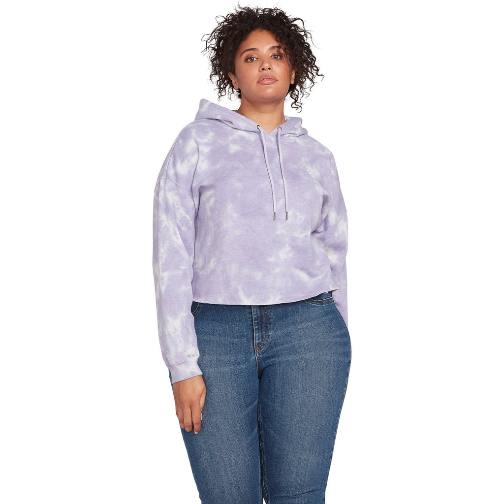 CLOUDED HOODIE PLUS SIZE - MULTI - Surf N' Wear Beach House Online