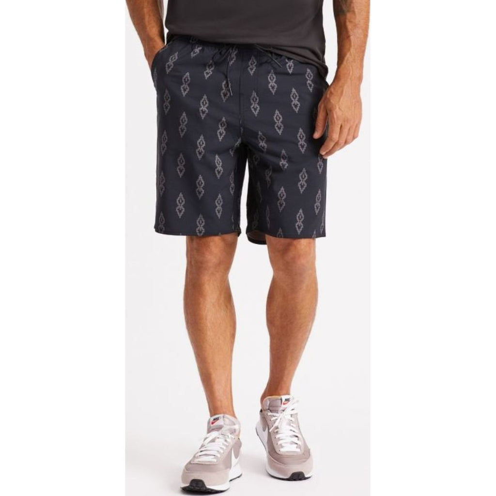 Madrid Crossover Short - Black/Charcoal
