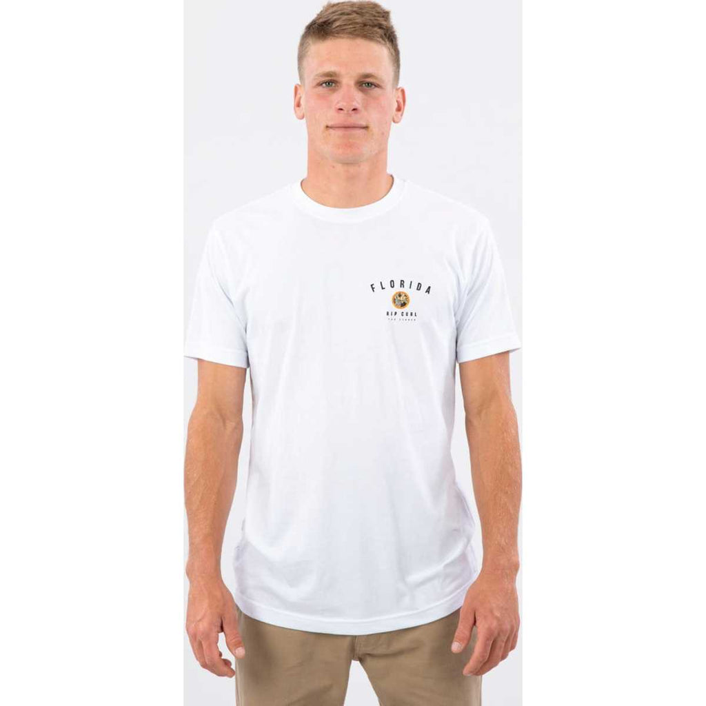 The Swamp Premium Tee in White