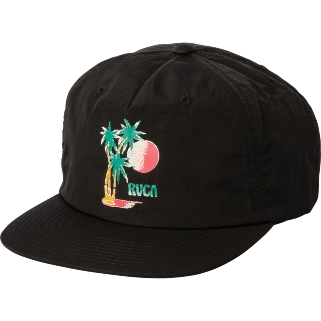 GRAPHIC ISLAND PALM CAP B