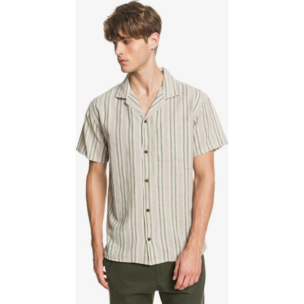 Coconut Dingo Short Sleeve Shirt