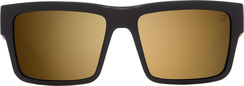 Montana Soft Matte Black - HD Plus Bronze with Gold Spectra Mirror - Surf N' Wear Beach House Online