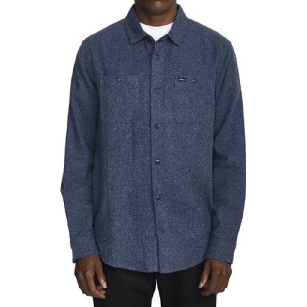 HARVEST LONG SLEEVE FLANNEL