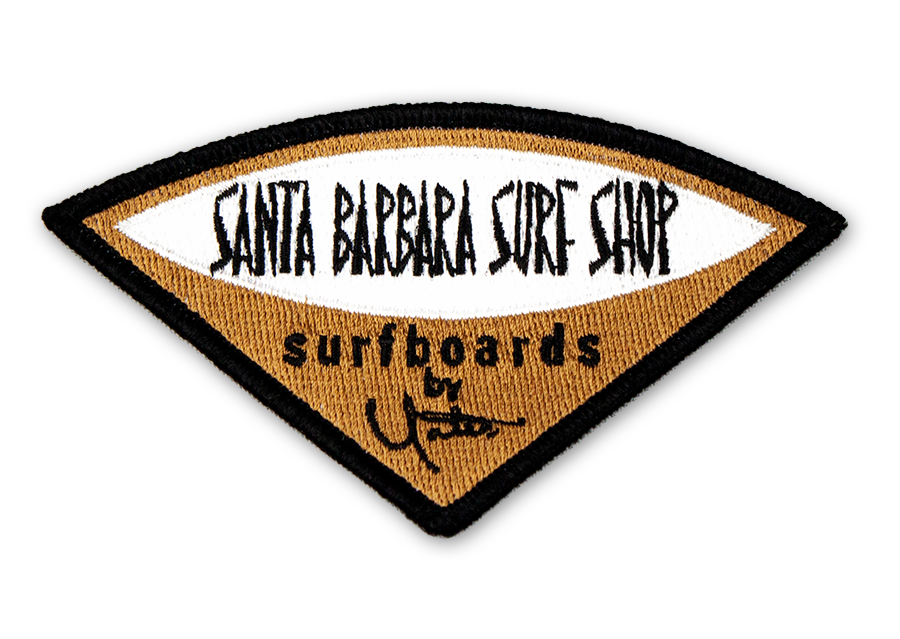 Patch - SB Surf Shop - Surf N' Wear Beach House Online
