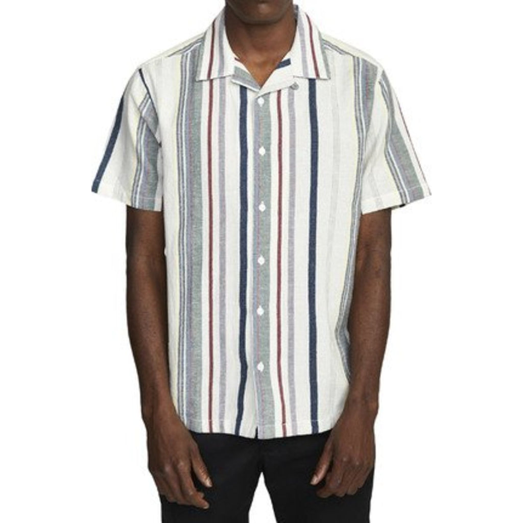 REPITITION SHORT SLEEVE SHIRT