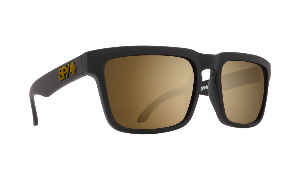 Helm Af Soft Matte Black-Happy Bronze W/Gold Mirror - Surf N' Wear Beach House Online