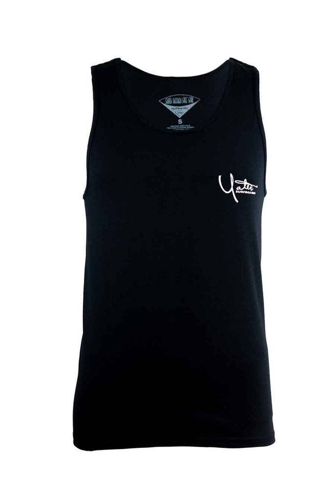 Tank Top with Santa Barbara Surf Shop Logo - Surf N' Wear Beach House Online