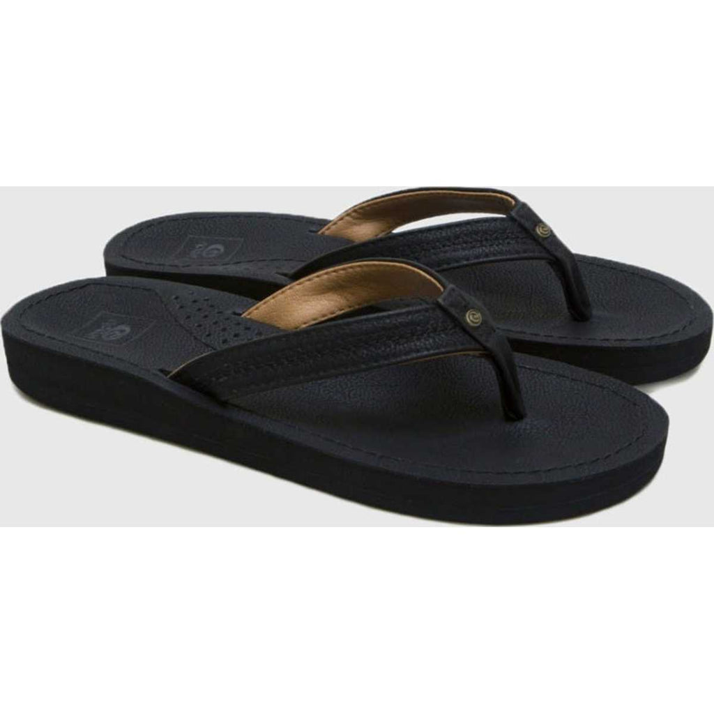 Cardiff Sandals in Black
