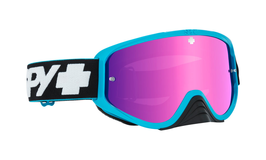 Woot Race Slice Blue - HD Smoke with Pink Spectra Mirror - HD Clear - Surf N' Wear Beach House Online
