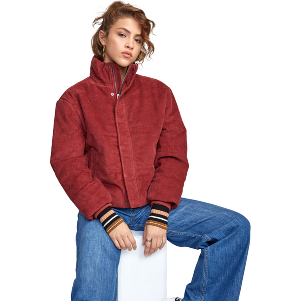 WOMENS EEZEH PUFFER JACKET