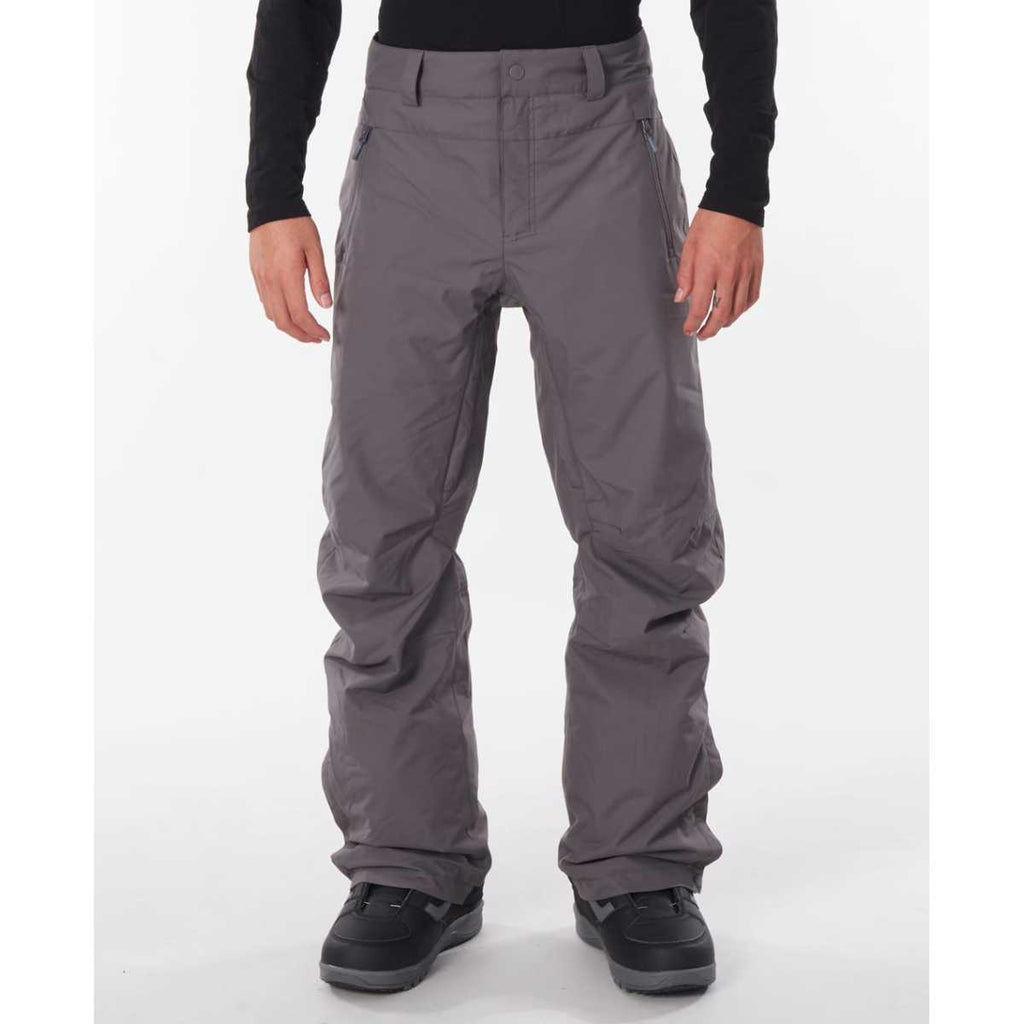 Base Snow Pant in Grey