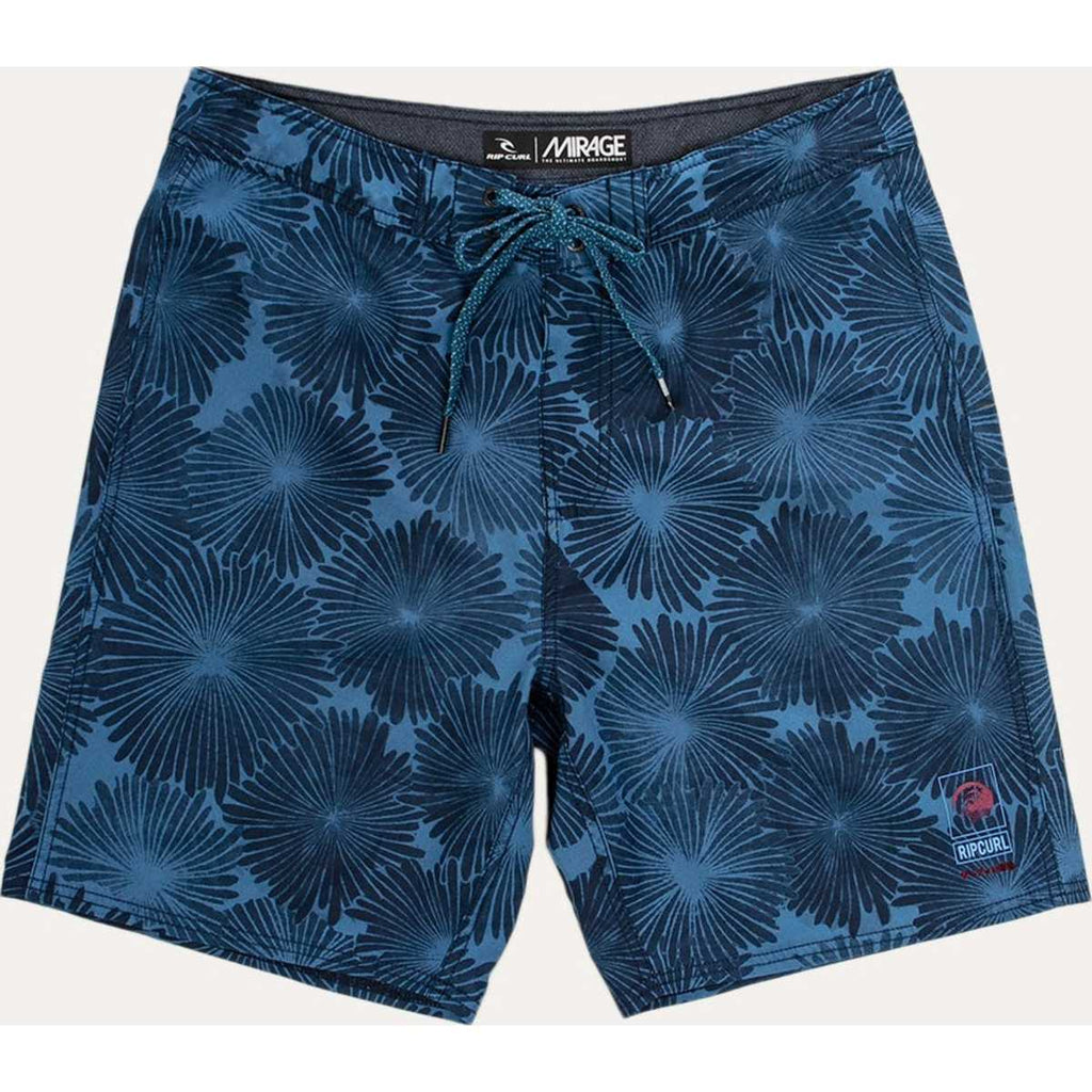 "Mirage Air Japan 19"" Boardshorts in Navy"