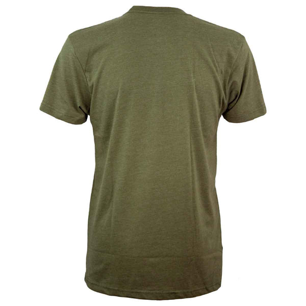 Collector Edition Bosch & Apocalypse Now YATER Military Green T-Shirt
