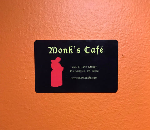 Monk's Cafe Gift Card