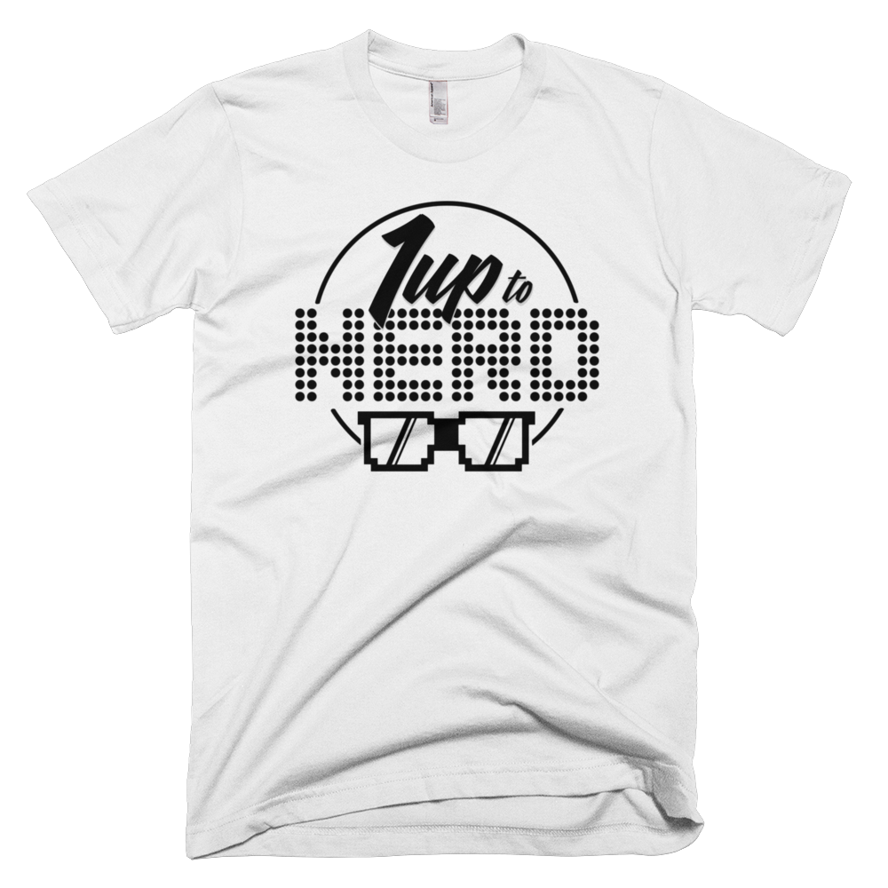 1up to Nerd Short-Sleeve T-Shirt