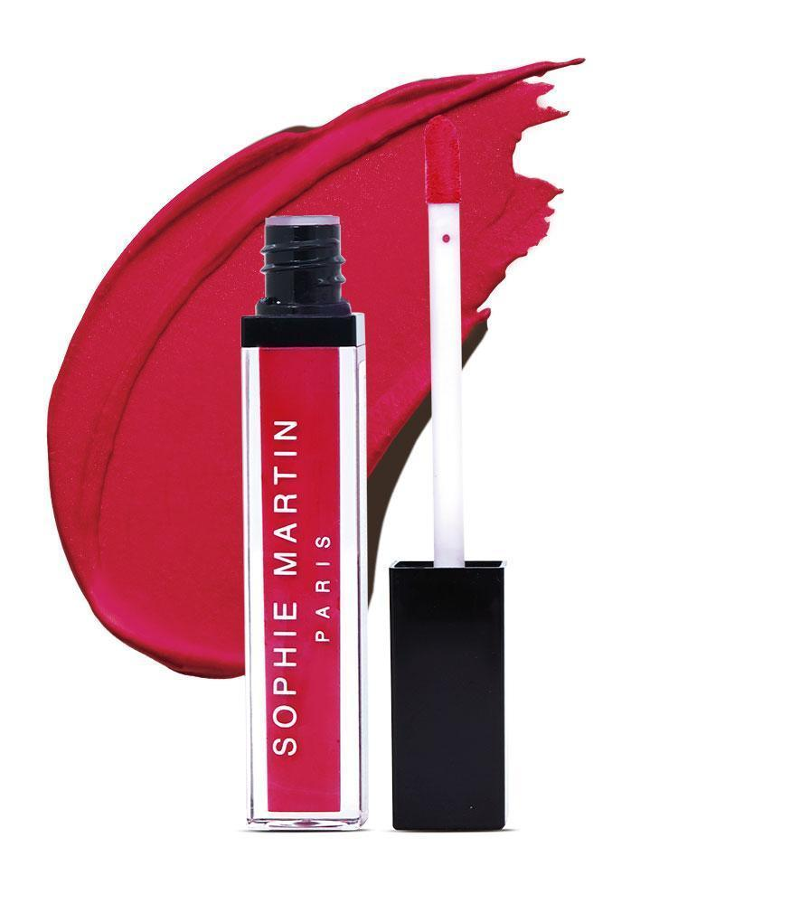 Sophie Martin Soft Matte Clear Lipstick - OOLALA