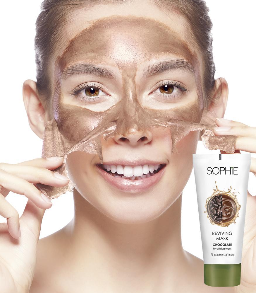 Sophie Paris Reviving Chocolate Mask - OOLALA