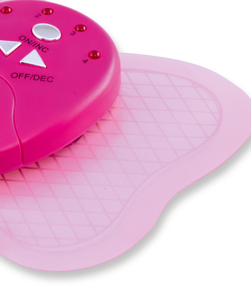 Smartshapes Butterfly Pulse Massager - OOLALA
