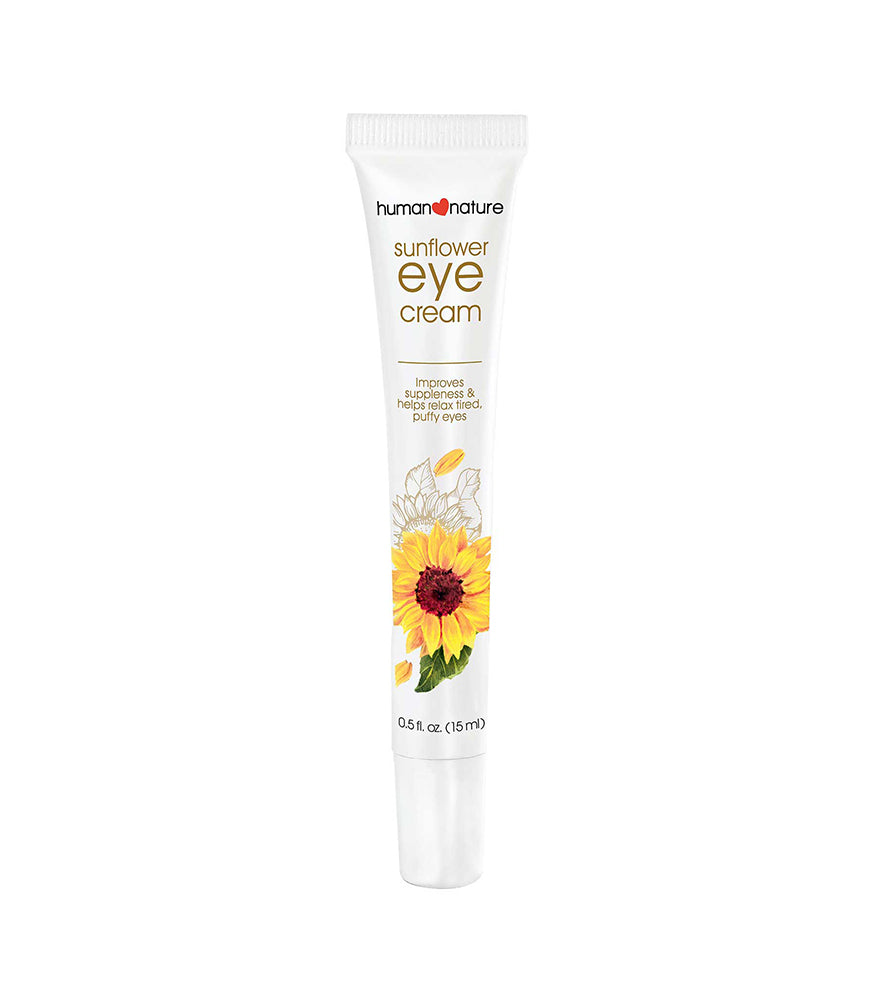 HUMAN NATURE Sunflower Eye Cream 15ml Shop Authentic at OOLALA.PH