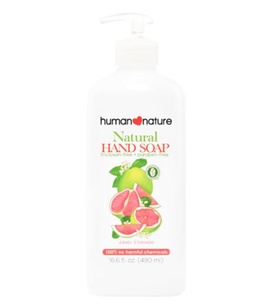 HUMAN NATURE Hand Soap 490ml Zesty Pomelo  Shop Authentic at OOLALA.PH