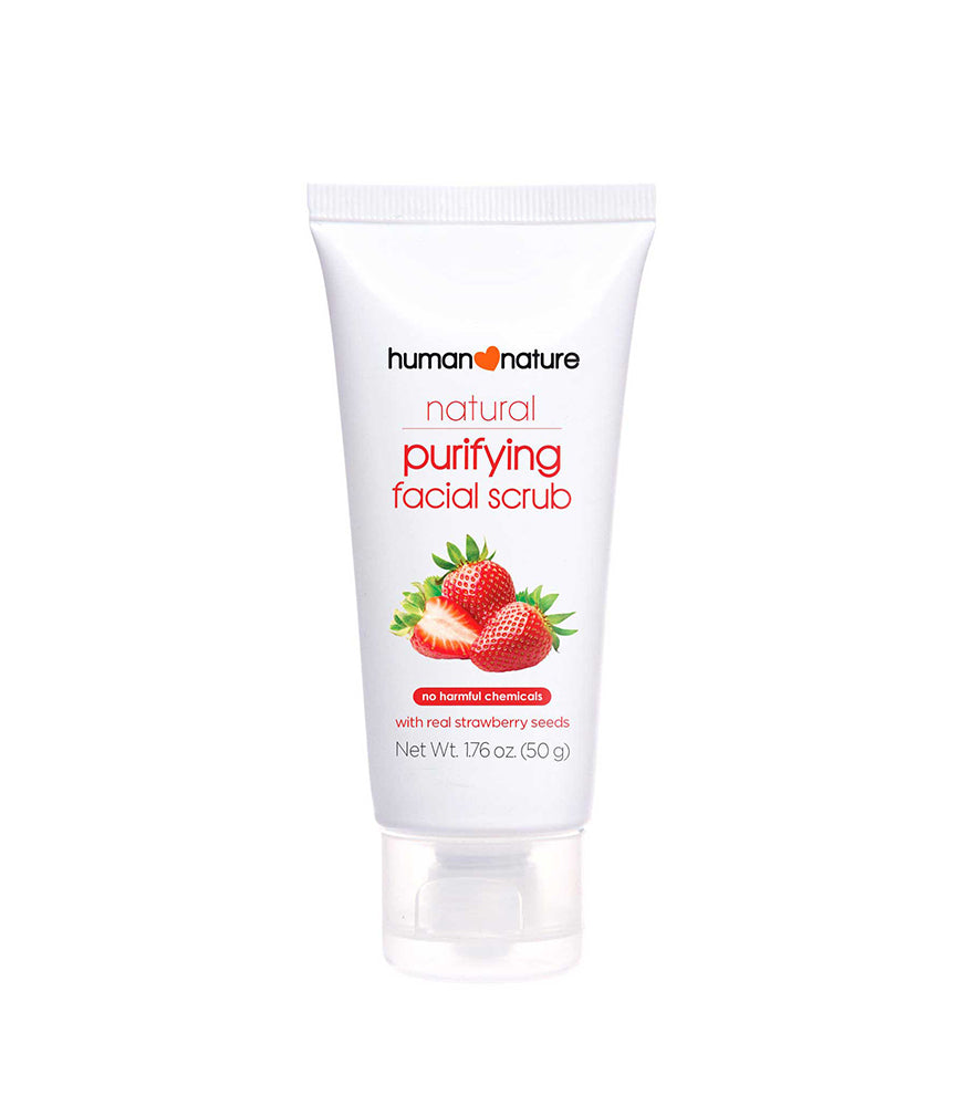 HUMAN NATURE Purifying Facial Scrub 50ml Shop Authentic at OOLALA.PH