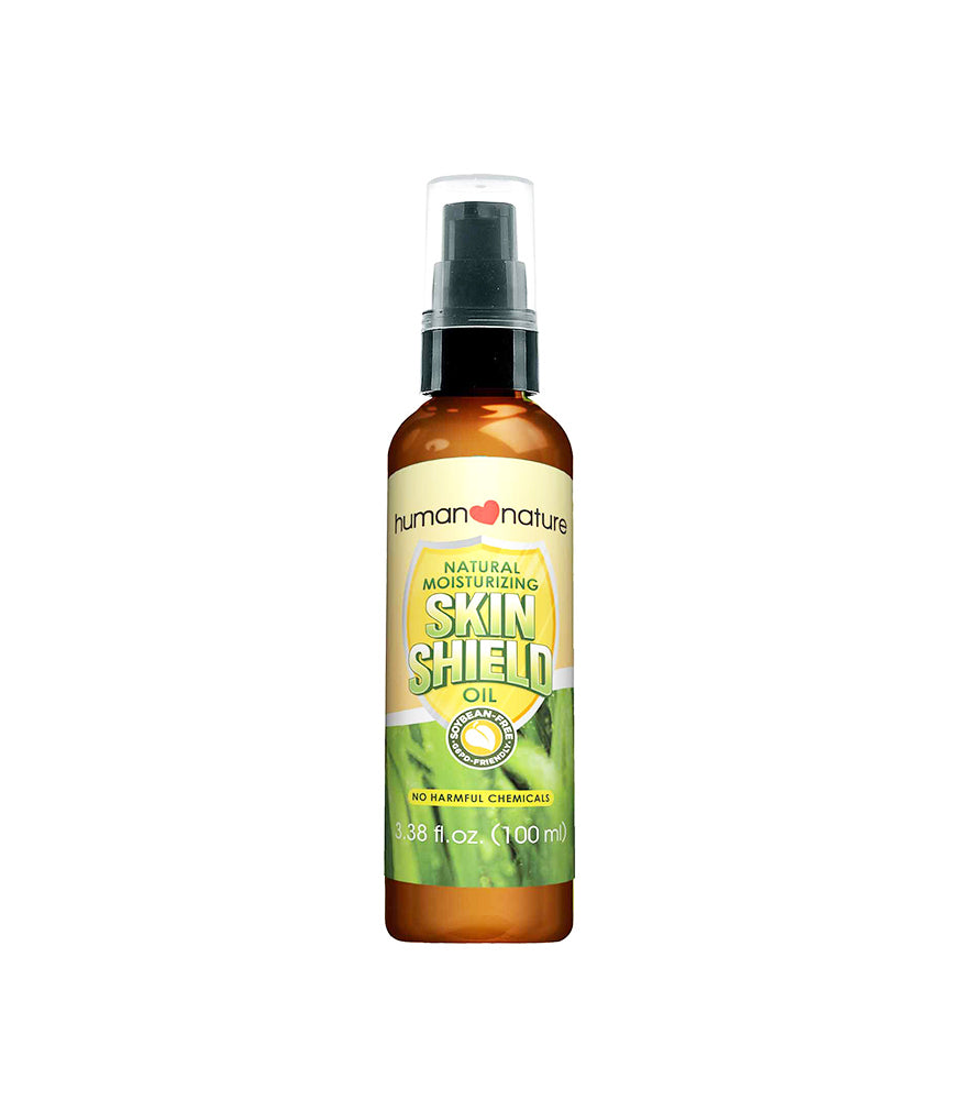 HUMAN NATURE Skin Shield Oil Soybean Free 100ml Shop Authentic at OOLALA.PH