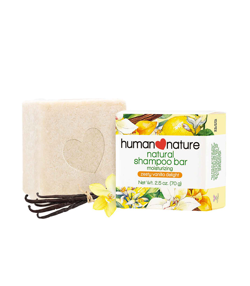 HUMAN NATURE Natural Shampoo Bar  Shop Authentic at OOLALA.PH