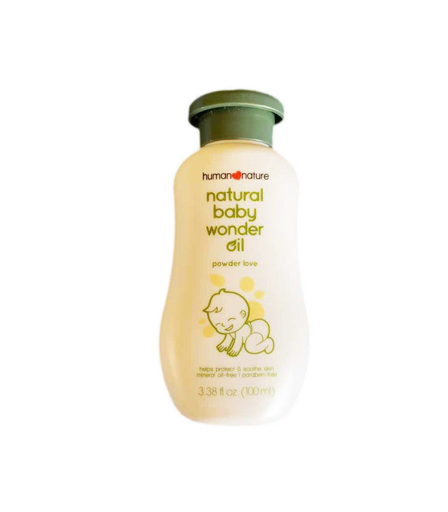 HUMAN NATURE Baby Wonder Oil Shop Authentic at OOLALA.PH