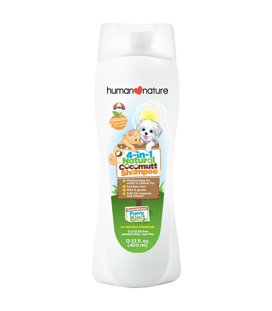 HUMAN NATURE Cocomutt 4 in 1 Natural Shampoo 400ml  Shop Authentic at OOLALA.PH