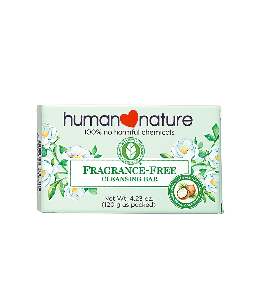 HUMAN NATURE Fragrance Free Cleansing Bar  Shop Authentic at OOLALA.PH