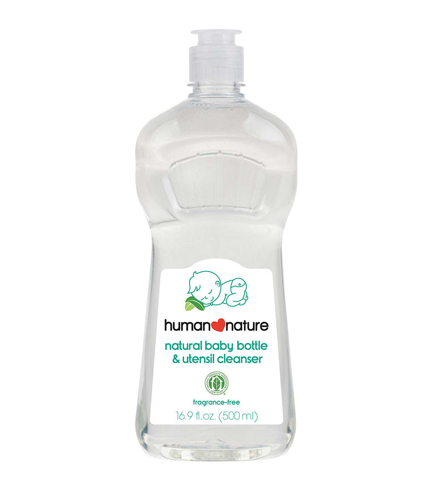 HUMAN NATURE Baby Utensil Cleanser 500ml Shop Authentic at OOLALA.PH
