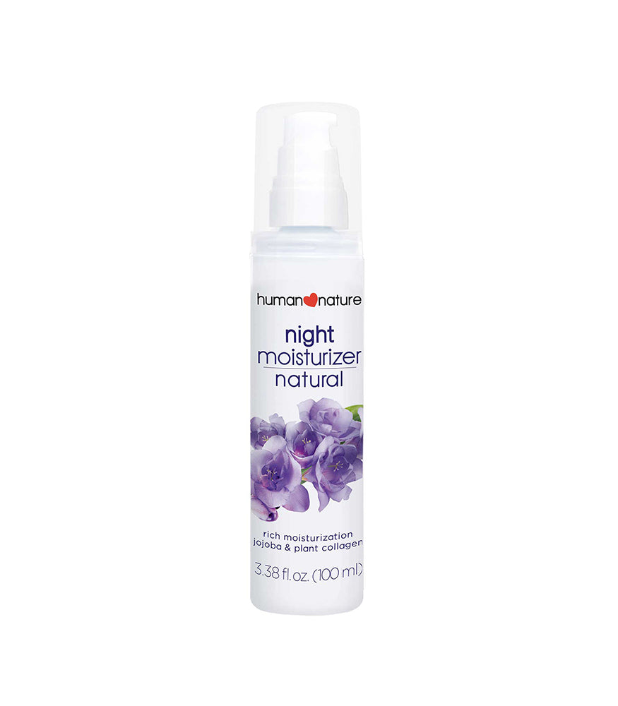 HUMAN NATURE Night Moisturizer