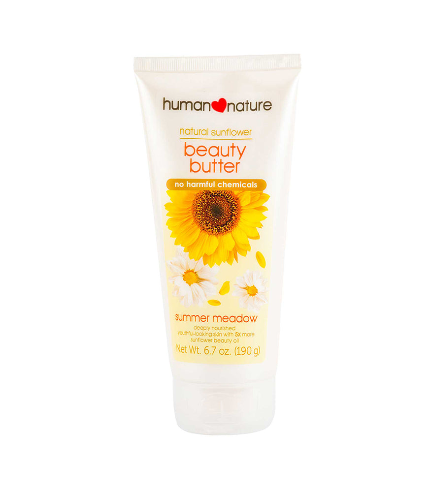 HUMAN NATURE Sunflower Beauty Butter 190g Shop Authentic at OOLALA.PH