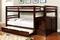 QFIF - 118 Single/Single Staircase Bunk Bed