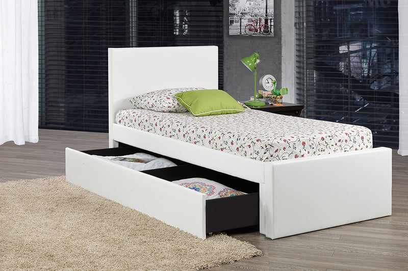 QFTT-R120 Trundle Bed with two drawers