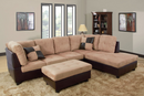 QFIF-9420 QFIF-9421| Reversible Left or Right Chaise Sofa