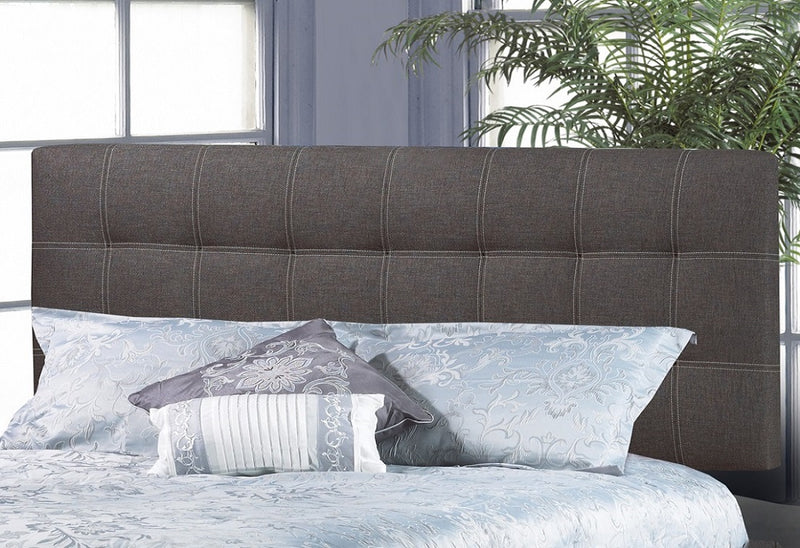 QFTT-R145 | Grid-tufted Adjustable Headboard