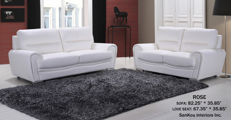 QFSK-ROSE SOFA SET