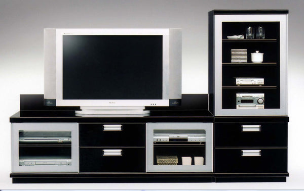 QFSK-JAZZ | GLOSSY TV STAND