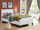 QFIF-178 | White with Jewels Bed
